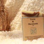Savon n°6 : Cacao et macadamia