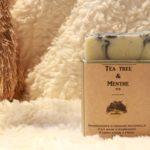 Savon n°8 menthe et tea tree